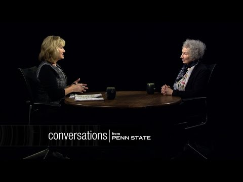 A Conversation with Margaret Atwood