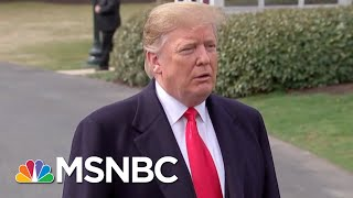Trump Greenlights Mueller Report Release With Trumpian Spin He May Live To Regret | Deadline | MSNBC