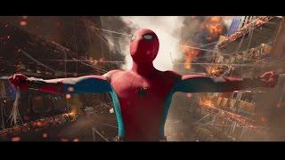 Человек-паук: Возвращение домой / Spider Man  Homecoming (2017) Второй трейлер HD