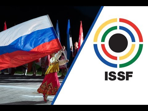 Highlights - 2017 ISSF World Championship in Moscow (RUS)