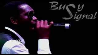 Busy Signal - Real Talk (Mavado Diss) - Stainless Rec / DJ Karim - January 2014 @G4N5T4R