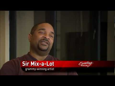 Catching up with Sir Mix-A-Lot - YouTube