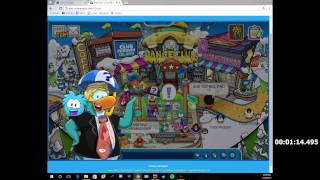 Club Penguin Banned% Speedrun 01:32.670 (no bookmarks) (11th in world)