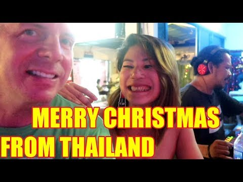 We Wish you a Merry Christmas From Thailand V349