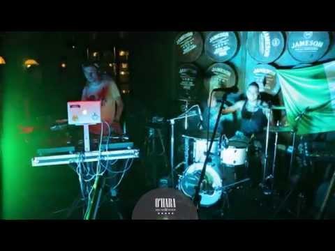 DRUMATTACK live concert at O'Hara Irish Pub and Brewery