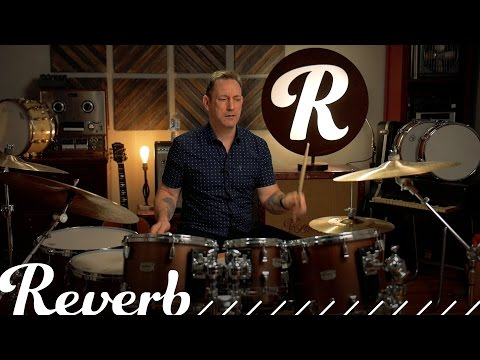 Jimmy Chamberlin on Finding His Drum Tone | Reverb Interview