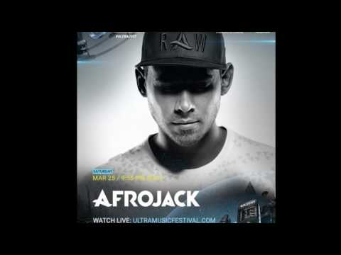 Afrojack - ID (You Don't Have To Be Lonely) (Ultra Miami 2017)