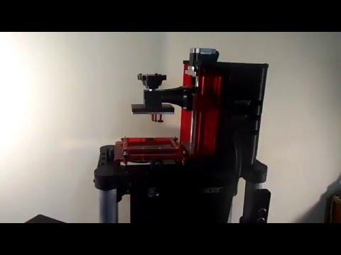 Работа с ювелирным 3D принтером YOU-JEWELER