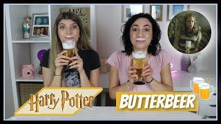 Φτιάξαμε τη βουτυρόμπυρα του Harry Potter || fraoules22