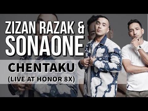 Zizan Razak & SonaOne - Chentaku (live At Honor 8X)