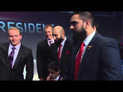 Mohammed Abubakar Qasim RVP Promotion ACN FLN