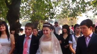 Свадьба Славика и Эльзы 06.10.2012