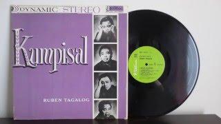 Ruben Tagalog Kumpisal - Vinyl Album - Original Philippine Music
