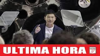 Insulto Diplomático a China, El primer turista OFICIAL a la luna será Japonés.