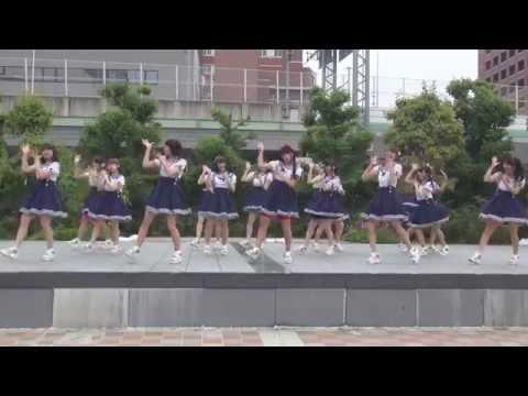 Cotton Candy (京都女子大学)「恋するフォーチュンクッキー (AKB48)」「北川謙二 (NMB48)」2015/07/05