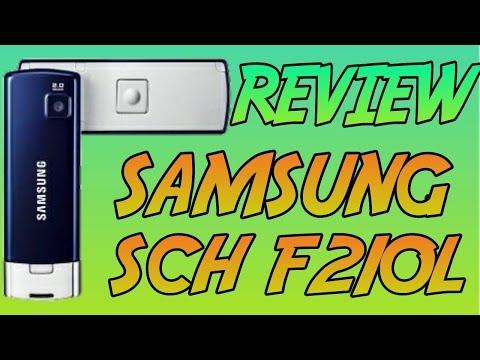 Review - presentacion SAMSUNG SGH F210L