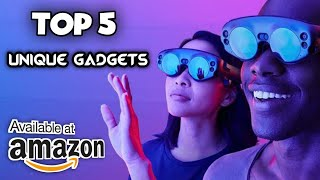 5 Latest Unique Gadgets On Amazon   You Must Have in 2019