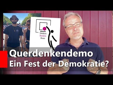 Tollhaus Deutschland - Neue Nazi-Demo?, Doppelmoral und Kontaktschuld