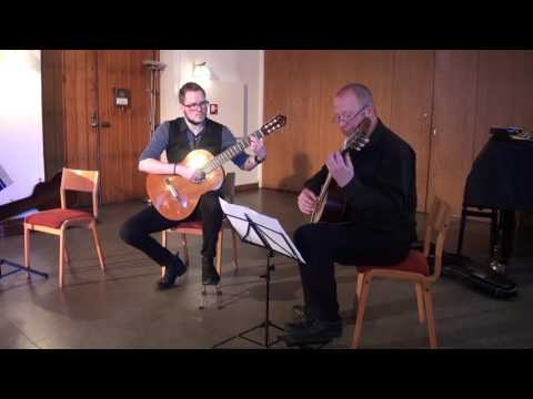 Roy Espen Olsen feat. Johnny Kristiansen // Snowflakes