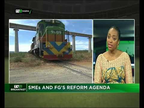 TVC Breakfast 24th April 2018 | SMEs and FG's Reform Agenda