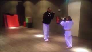 Masutatsu OYAMA Jon Bluming 10 dan Budo Karate Kyokushin Budokai 極...