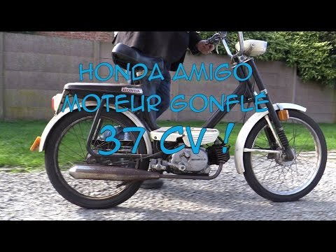 Download Youtube: cette Honda amigo 37 CV, Impressionnant, regardez !!!