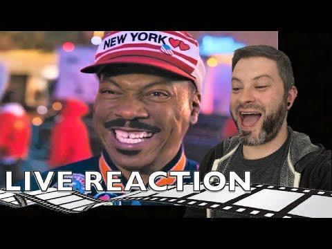 Coming 2 America Trailer #2 REACTION