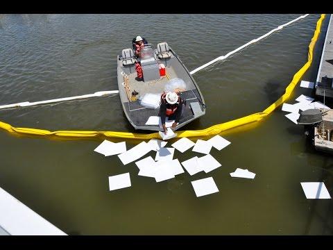 Marine Oil Spill Scenario: Small Fuel Spill