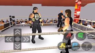 WR3d WWE best graphics mod apk