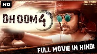 DHOOM 4 - Blockbuster Kannada Hindi Dubbed Action Romantic Movie | South Indian Movies Hindi Dubbed