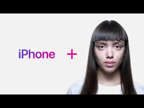 Anuncios HD Apple iPhone X Face ID