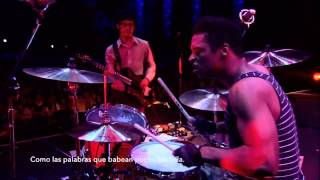The Mars Volta - Inertiatic ESP [Letra Traducida] (Live)