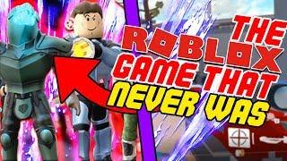 O * melhor * feito Roblox jogo que nunca tirou