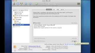 Apple OS X Mavericks Disk Problem - Live System Repair Is Not Supported Error #fixed1tMACsupport