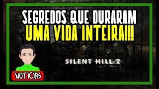 SEGREDOS DE SILENT HILL 2 SÃO DESCOBERTOS 17 ANOS DEPOIS!!!