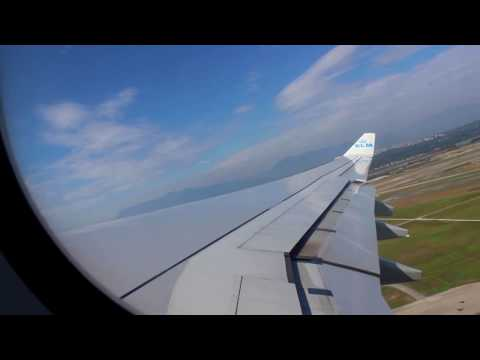 ✈ A330-303 KLM Take off @ Vancouver
