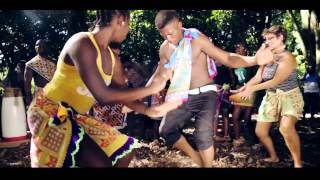 RICKMAN G CREW - SAKA TEKI - FT TITIYOU - ALEKE ROOTS RIDDIM BY FREDJE DEC 2013 Official video clip