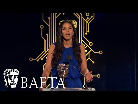 Merle Dandridge wins Performer  BAFTA Games Awards 2016