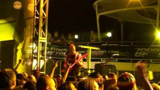 Annihilator-Set the World on Fire live @ 70000 Tons of Metal