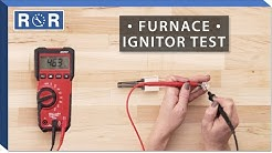 York # 02532625000 - Continuity Test (Gas Furnace Ignitor)