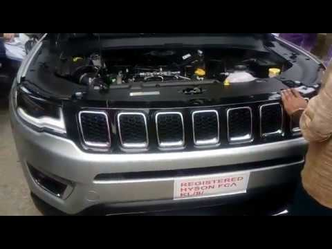 Smoke from Jeep Compass Engine bay after driving in 2nd gear at high speeds!