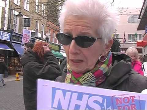 THANET SUPPORTS THE DOCTORS