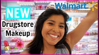 Come Shop With Me: NEW DRUGSTORE MAKEUP at WALMART in Hawaii!