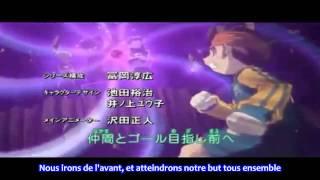 Inazuma Eleven Opening 2 Vostfr