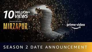 Mirzapur 2 Release Date - Amazon Original | Web Series Date Announced