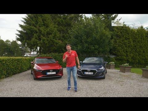 Hyundai I30 Fastback Vs Mazda 3