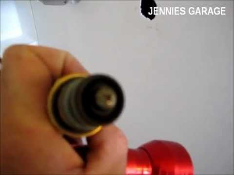 How To Repair A Leaky Shower Or Tub Valve Faucet - Dual Stem Type ...