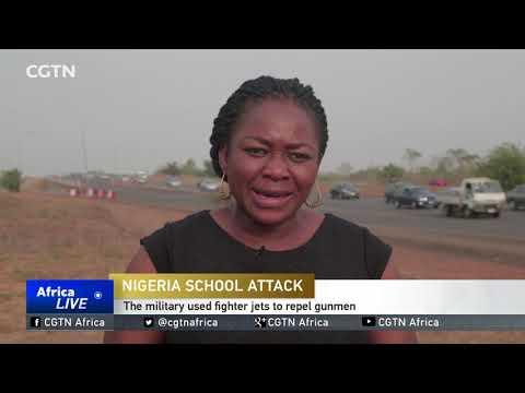 Pupils, teachers escape militant attack on school in Nigeria's Yobe State