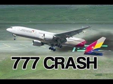 Asiana Airlines Flight 214 Crash Live ATC July 6th 2013 - YouTube