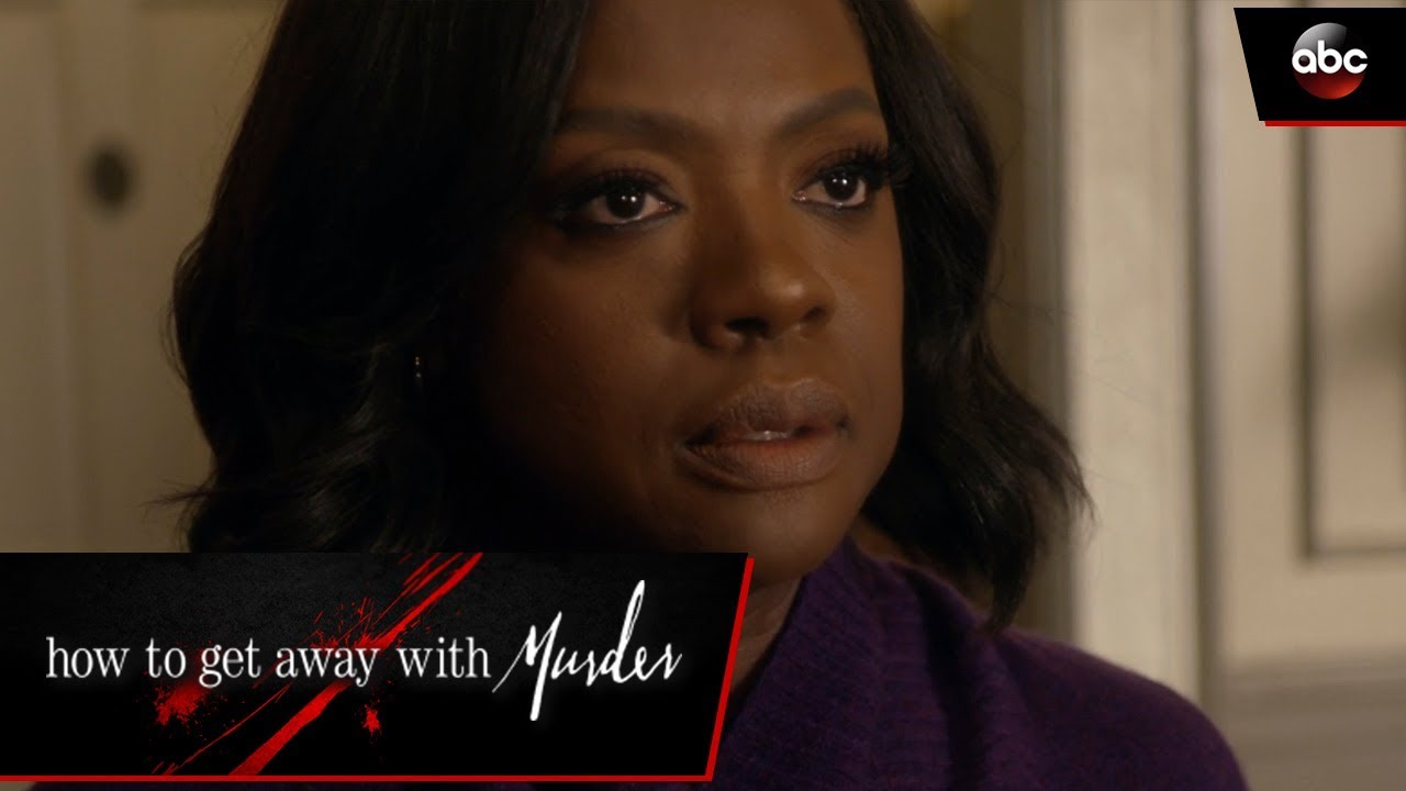 Season 5 Episode 3 Ending - How To Get Away With Murder